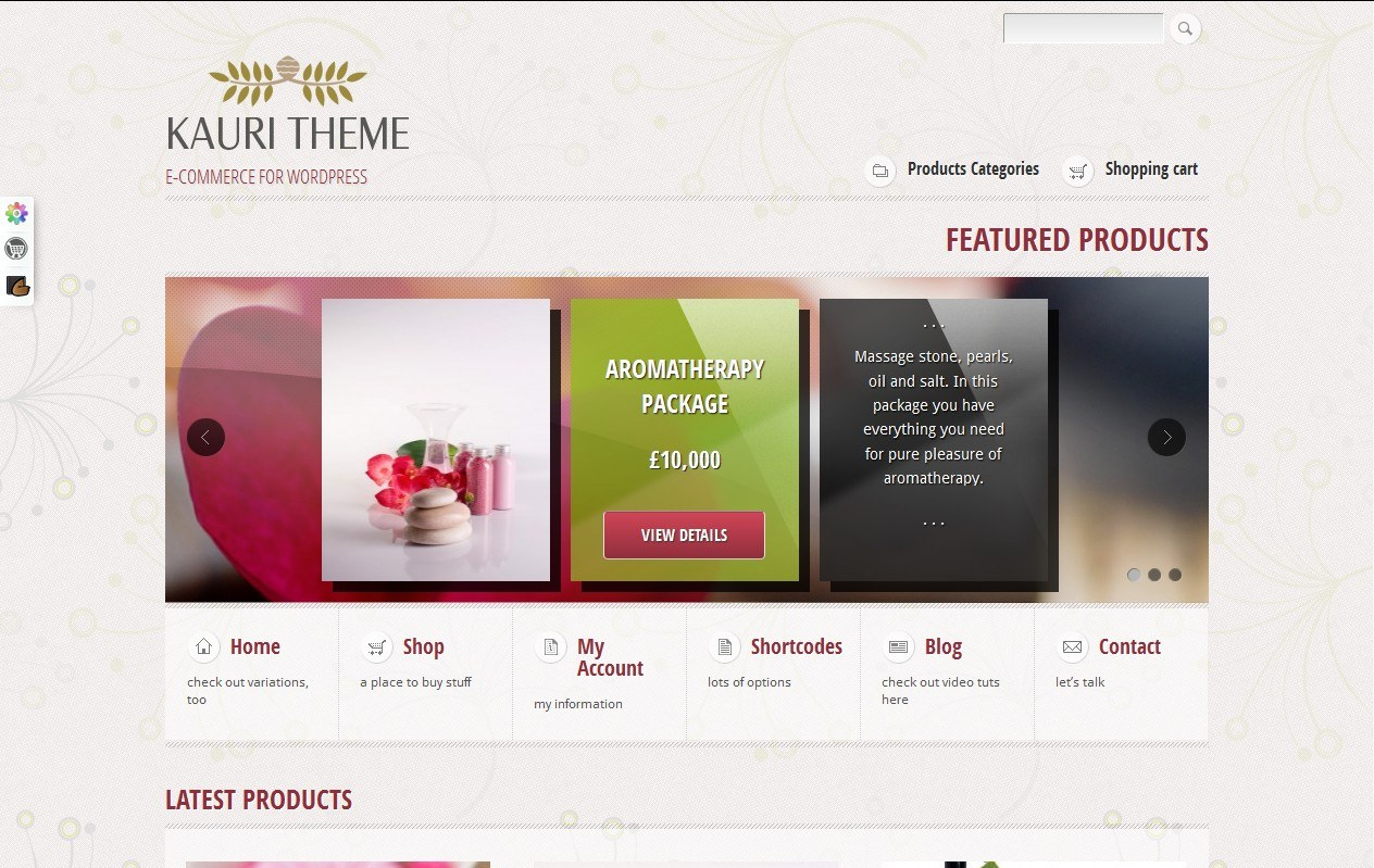 Top 20 Wordpress Store Themes | WP Gurus