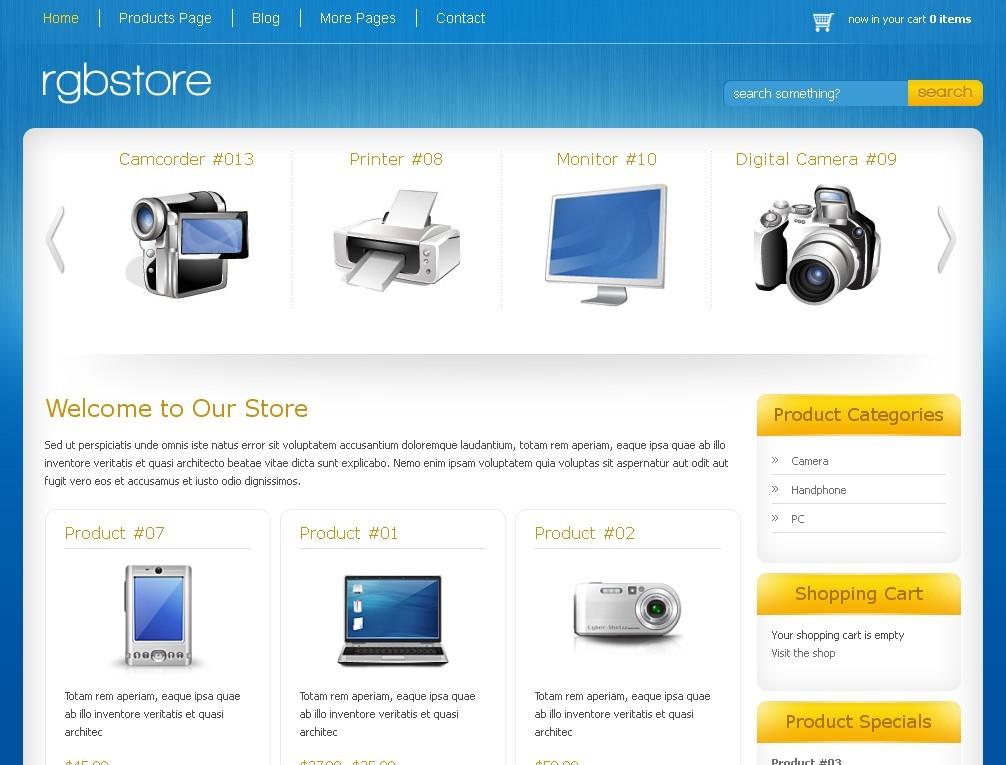 Top 20 Wordpress Store Themes | WP Gurus