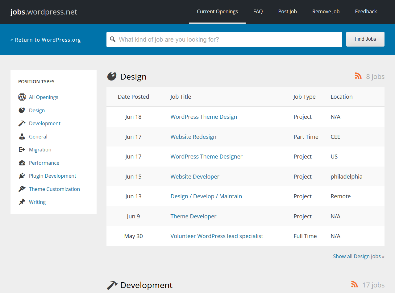 Top 5 Places to Find a WordPress Developer   WP Gurus